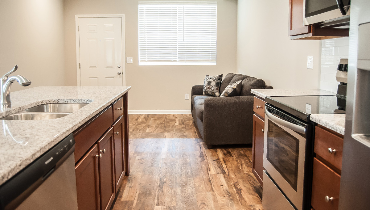 1 Bed Martin Townhouse (1)